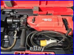 Hilti dd100 Diamond core drill with water feed kit, really good condition