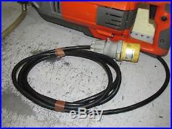 Husqvarna DM220 110v Electric Diamond Core Drill Dry and Wet Drilling