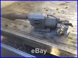 Hydro 1 Cardi Diamond Core Drill Hydraulic Log Splitter