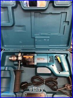 MAKITA 8406C 240v Diamond core drill 13mm keyed chuck 2018 New