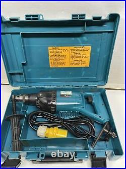 MAKITA 8406 110v Diamond core drill 13mm keyed chuck