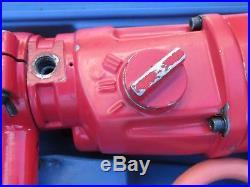 MARCRIST DDM3 110v Diamond core drill (New motor) & core drilling rig stand