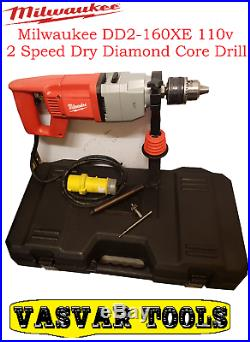 MILWAUKEE Dry Diamond Core Drill