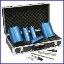 Makita 10 Piece Diamond Core Drill Bit Set