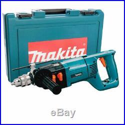 Makita 8406C 13mm Diamond Core Drill Rotary & Percussion Drill + Chuck Key 110V