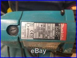 Makita 8406C Diamond Core Drill 110v