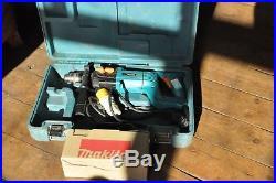 Makita 8406C Percussion Diamond Core Drill 110V NEW MOTOR & BRUSHES