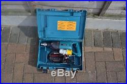 Makita 8406 110V, 13 mm Diamond Core and Hammer Drill with 38mm core bit