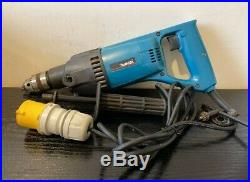 Makita 8406 110v Heavy Duty Diamond core Hammer Drill 13mm Chuck With Handle