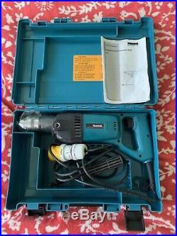 Makita 8406 13mm 110V Diamond Core Hammer Drill