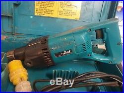 Makita 8406 13mm Diamond Core Hammer Drill 110v (V) 2
