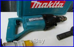 Makita 8406 13mm Diamond Core and Hammer Drill 110V REF 7927