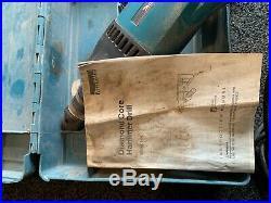 Makita 8406 13mm Diamond Core and Hammer Drill 110v