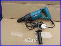 Makita 8406 13mm Diamond Core and Hammer Drill 240V