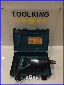Makita 8406 240V 13 mm Diamond Core and Hammer Drill Carry Case Set Kit VGC