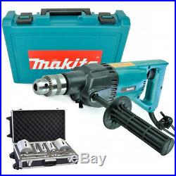 Makita 8406 240V 13mm Diamond Core Rotary Drill With 11 Piece Core Set & Case