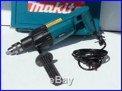 Makita 8406 240v Diamond Core Percussion Drill 2018 tool Used One Job