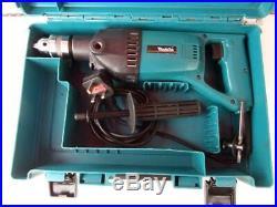Makita 8406 240v Diamond Core Percussion Drill Clean tool In good Order
