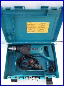 Makita 8406 240v Diamond Core Percussion Drill Excellent Condition
