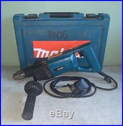 Makita 8406 240v Heavy Duty Diamond core Drill 13mm Chuck With Handle