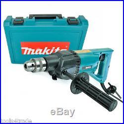Makita 8406 DIAMOND CORE Drill Rotary Percussion 240V + 11 Piece Core Set & Case