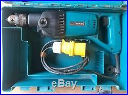 Makita 8406 Diamond Core Drill, 110 Volt, Diamond Drilling