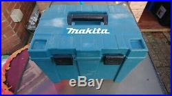Makita 8406 Diamond Core Drill 110v 850W, with case and 4 core bits