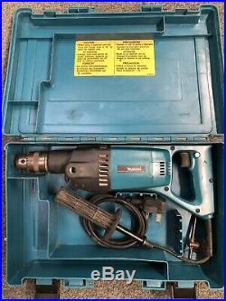Makita 8406 Diamond Core Drill C/W Case 240v