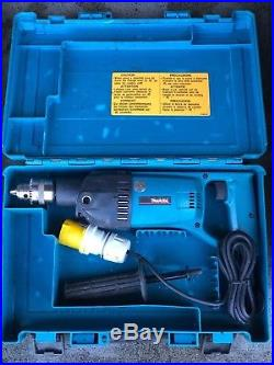Makita 8406 Diamond Core Drill Good used Condition 110v