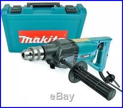 Makita 8406 Diamond Core Drill Rotary Percussion 240V Drill Chuck & Carry Case