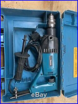 Makita 8406 Diamond Core Drill Rotary Percussion 850w 240V 230v 220v T309