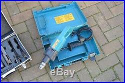 Makita 8406 Diamond Core Drill Rotary and Percussion &mexco 7 pce core bit kit