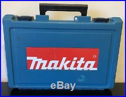 Makita 8406 Diamond Core Hammer Drill 240v Tool With Carry Case And Handle