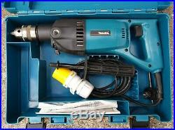 Makita 8406 Rotary Hammer / Impact / Diamond Core Drill, masonry 110v