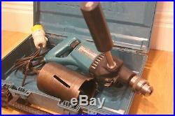 Makita 8406 diamond core drill 110v with 107mm core
