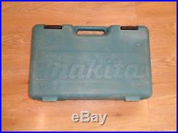Makita 8406c Diamond Core & Hammer Drill 110v With Case