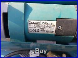 Makita Dbm131 Wet & Dry Diamond Core Drill 110v