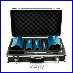 Makita P-74712 Diamak Dry Diamond Core Drill Set (10 Pieces)