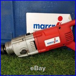 Marcrist 110v Ddm1+110 Diamond Core Drill Gwo Free P&p'153