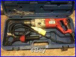 Marcrist DDM1 Diamond Core Drill Hammer Drill 110v With Chuck