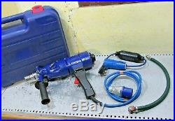 Marcrist DDM2 240v Diamond core drill wet dry coring 2 speed handheld no stand
