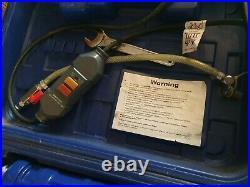 Marcrist DDM2 Diamond Core Drilling Machine (/240 Volt)