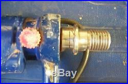 Marcrist DDM2 Diamond core drill wet dry coring 2 speed drilling 110V