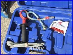 Marcrist DDM3 110v Wet Diamond core drill & Diaquip core drilling rig stand bor