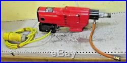 Marcrist DDM4 Diamond core drill 110v motor wet or dry core drilling
