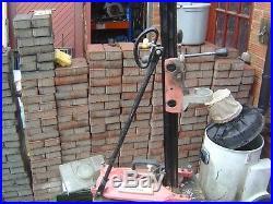 Marcrist Weka Diamond Core Drill, Tilting Drill RIG Stand Wendit Longyear
