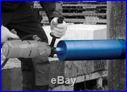 Mexco WCXCEL Wet Diamond Core Drills 1¼ UNC Female Fitment Granite Concrete