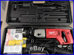 Milwaukee DD2-160XE- 110v 2 speed Dry Diamond Core Drill Ex Display Clearance