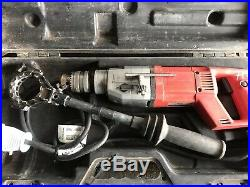 Milwaukee DD2-160 XE 2 Speed Dry Diamond Core Drill 110v