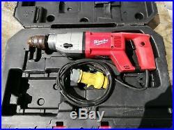 Milwaukee DD 2-160 XE Diamond Core Drill, 110V, 2 Speed